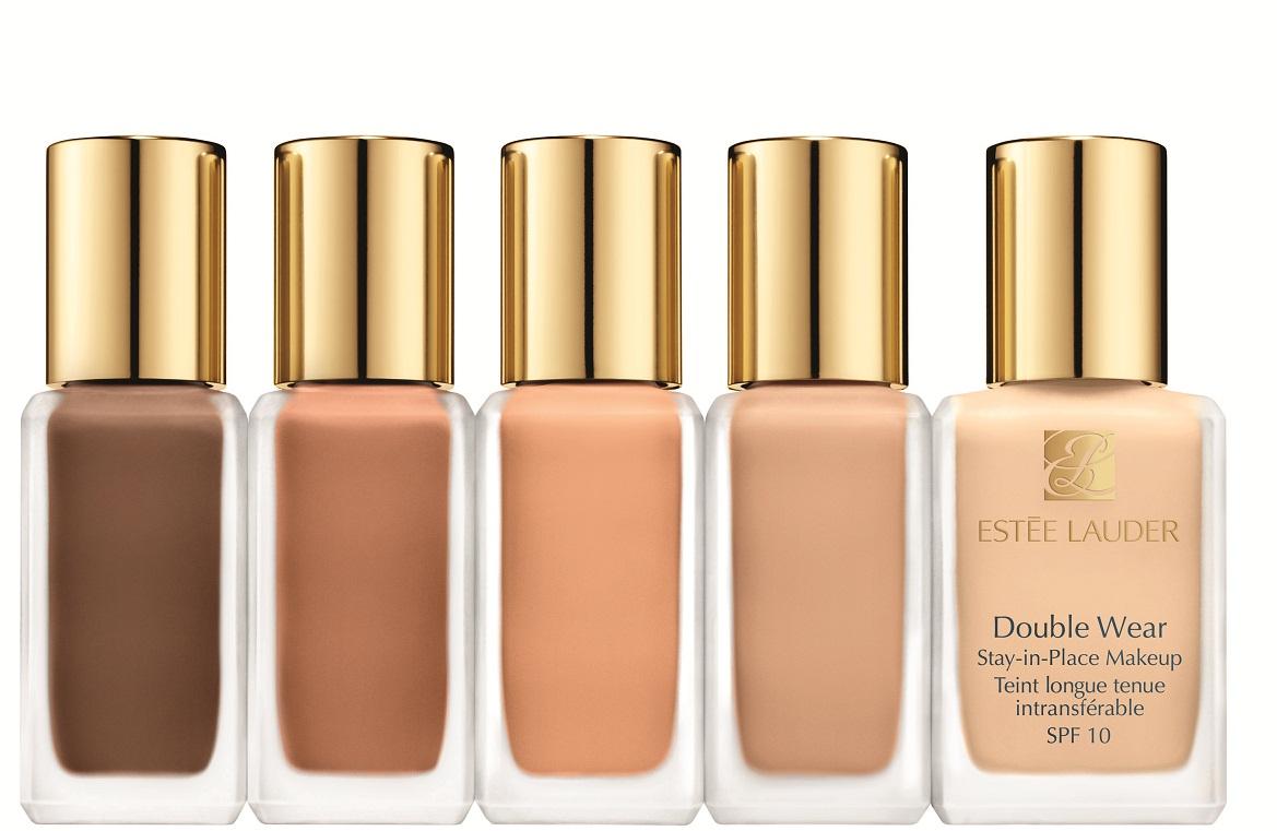 Colour care foundation - Double Wear Foundation Estee Lauder